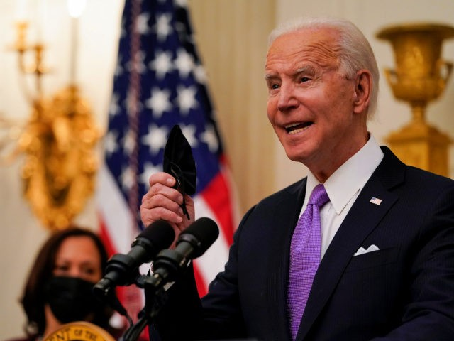 Joe Biden Considering 'Navigators' to Help Small and Minority Businesses Get Coronavirus Relief