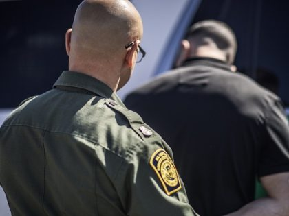 Migrant Sex Offender Arrests Up Dramatically in One California Border Sector
