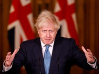 Boris Johnson: UK Jews Should Not Be Subjected to 'Shameful Racism'