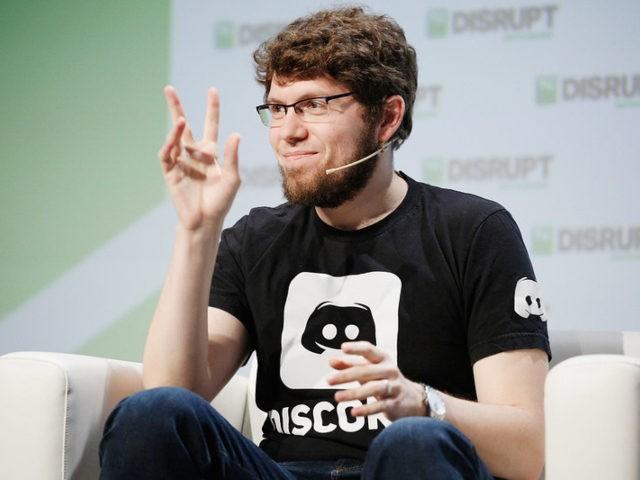 Discord CEO Jason Citron