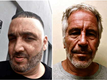 Efrain Reyes and Jeffrey Epstein (Handout)