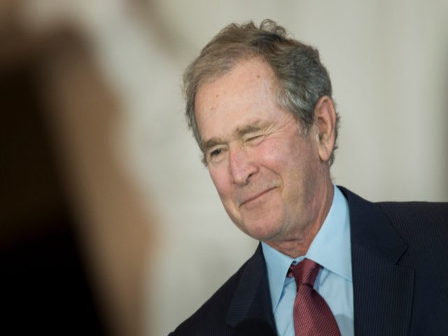George W. Bush Appears to Back Liz Cheney, Expresses Gratitude for Her Service