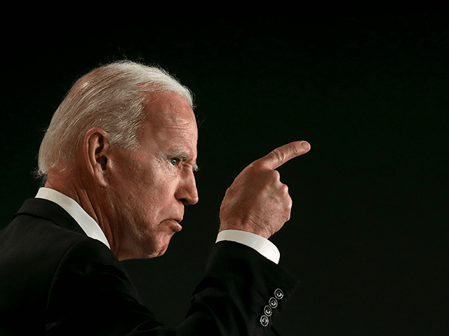 Joe Biden Angry at Republicans: 'For God's Sake Wear a Mask'