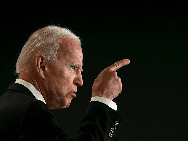 Joe Biden Angry at Republicans: 'For God's Sake Wear a Mask'