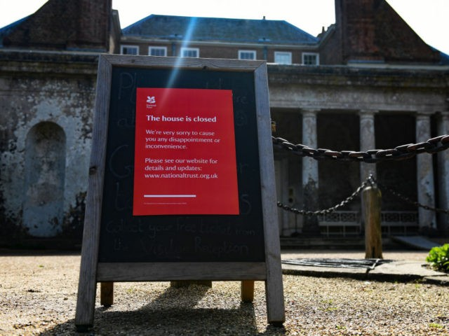 PETERSFIELD, ENGLAND - MARCH 21: The National Trust has opened the gardens of Uppark House and Garden for free on March 21, 2020 in Petersfield, England. Coronavirus (COVID-19) has spread to at least 182 countries, claiming over 10,000 lives and infecting more than 250,000 people. There have now been 3,269 …