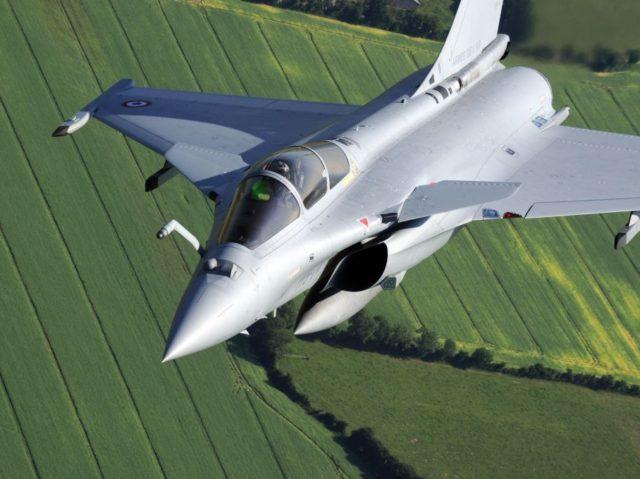 Greece, France to sign United States dollars  2.8 billion fighter jet deal