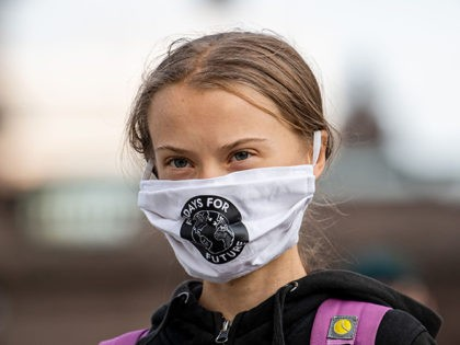 Greta Thunberg Trolls Trump: 'Old Man' with 'Wonderful Future'