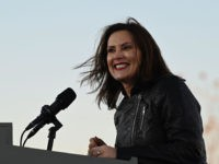Michigan Gov. Gretchen Whitmer Travels to D.C. for Inauguration