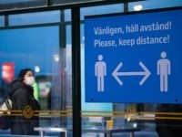 Sweden to Be Placed in EU Highest Coronavirus Risk Zone