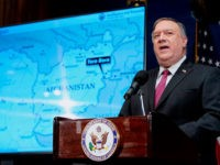 Mike Pompeo: 'Many' in Saudi Arabia Seek Normalization with Israel