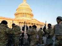 Pentagon Authorizes 25,000 National Guardsmen for Biden Inauguration