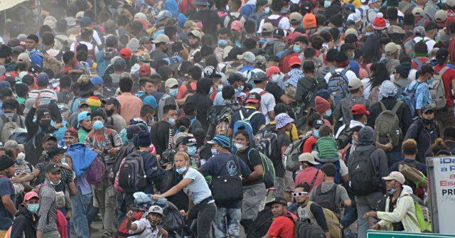 Poll: Majority of Americans Want Officials to Stop Migrant Caravan