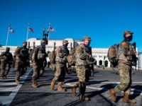 National Guard Troops Removed from Inauguration Security Duty After Vetting for Alleged Extremism
