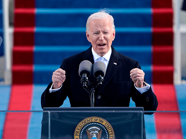 Exclusive–Ortiz: Biden's Unity Message Betrayed by His First Legislative Proposal