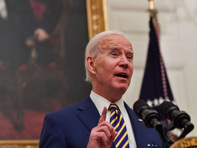 Joe Biden Undercuts Democrats by Renewing Opposition to Ditching Filibuster
