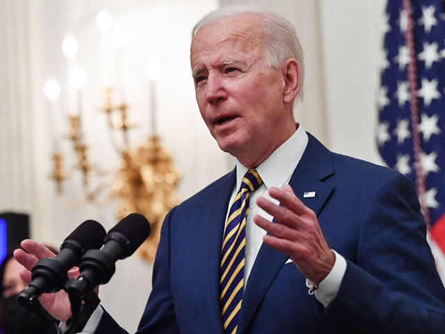 Poll: Only One in Five Americans Believe Biden Can Unify the Country