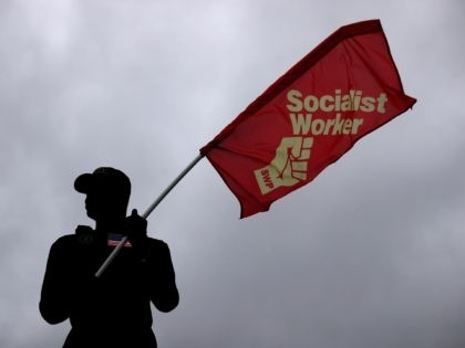Masters of the Universe Turn on Far Left: Facebook Censors Socialist Workers Party, Leftist Activists