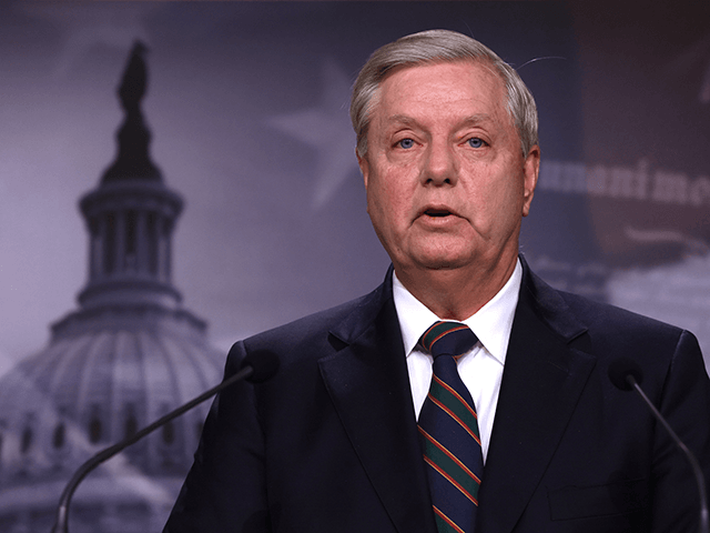 Lindsey Graham: 'All Options on the Table' for 25th Amendment 'If Something Else Happens'