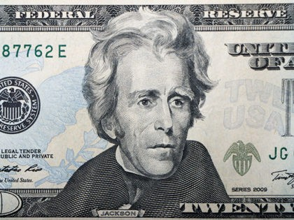 $20 bill, American Money