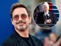 Robert Downey Jr. Praises Biden at Davos Event: 'Back to Principle'