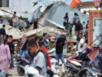 Pope Francis Sends Prayers for Victims of Indonesia Earthquake