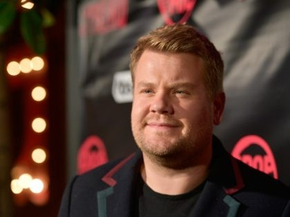 HOLLYWOOD, CA - OCTOBER 11: Executive producer James Corden at TBS' Drop the Mic and The Joker's Wild Premiere Party at Dream Hotel on October 11, 2017 in Hollywood, California. Shoot ID 26854_010 (Photo by Matt Winkelmeyer/Getty Images for TBS)