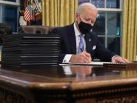 Rule by Decree: Joe Biden Sets Record for Executive Orders in 1st Week
