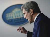 Kerry Admits: Even 'Zero' U.S. Emissions Won't Solve Climate Change