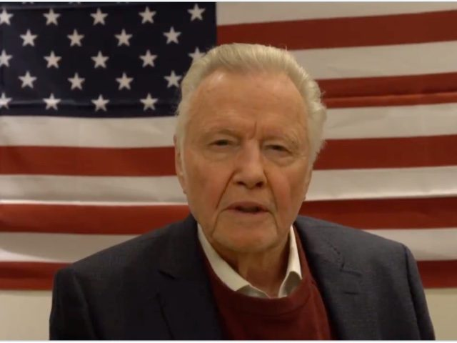 Jon Voight Video Message