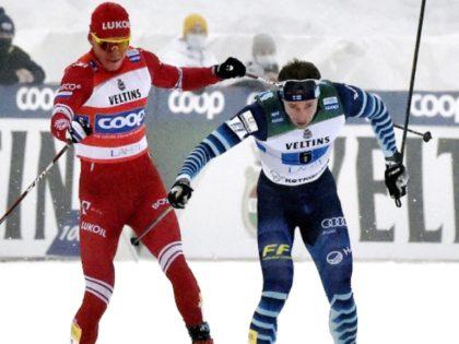 Russian Skier