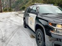 Snow Falls in Malibu as Storms Ease California Drought