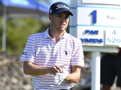 Justin Thomas to Go on Training Program After Gay Slur
