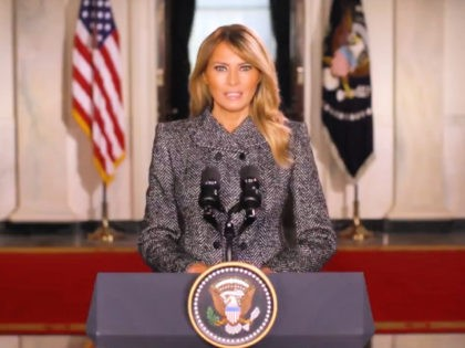Melania Farewell Address