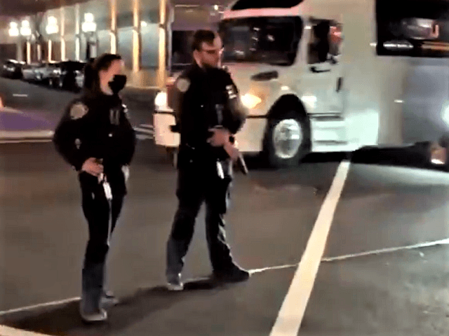Protest Erupts over Cop Pulling Gun in New York BLM Rally — 9 Arrested