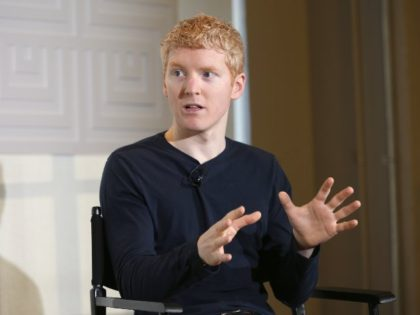 Patrick Collison CEO of Stripe