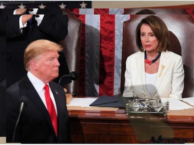 Pelosi Impeaches Trump