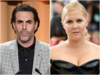 Sacha Baron Cohen, Amy Schumer Push Facebook, YouTube Not to Lift Trump Blacklist