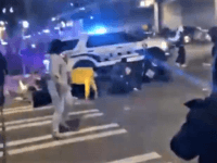 WATCH: Cop Car Runs Over Tacoma Crowd Who Attacked Vehicle