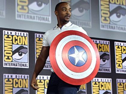 Nolte: Looks like Disney's Taking Back Promise of Black Captain America