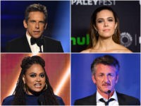 Hollywood Healing — Celebs Rage on Trump's Final Day in Office: 'Get the F**k Out! Loser'