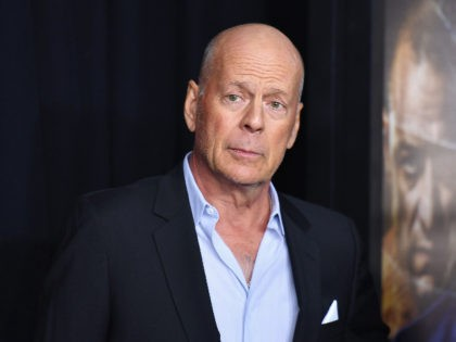 "Actor Bruce Willis attends the premiere of Universal Pictures' ""Glass"" at SVA Theatre on January 15, 2019 in New York City. (Photo by Angela Weiss / AFP) (Photo credit should read ANGELA WEISS/AFP via Getty Images)"