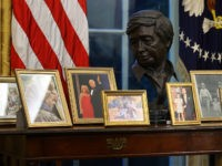 Biden Removes Churchill Bust, Andrew Jackson Painting from Oval Office