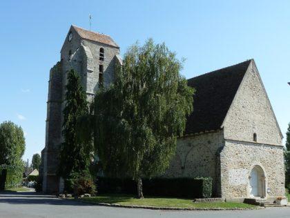 Église_Les_Ecrennes