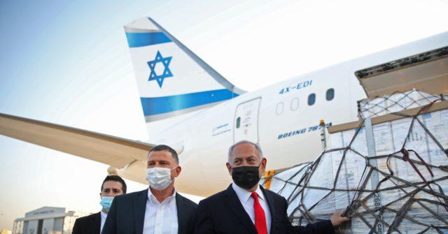 Netanyahu Announces Second Stage of coronavirus Vaccine Rollout