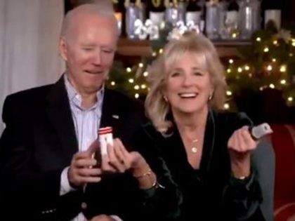 Jill Biden prop malfunction