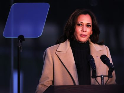 SF Chronicle Gushes over Kamala as 'Counterpoint to Insurrection'