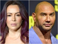 Alyssa Milano, Dave Bautista Push Effort to Expel Ted Cruz