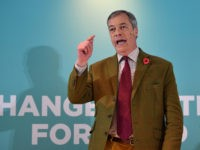 Farage: It Would Be an Outrage to Suspend Democratic Process for COVID