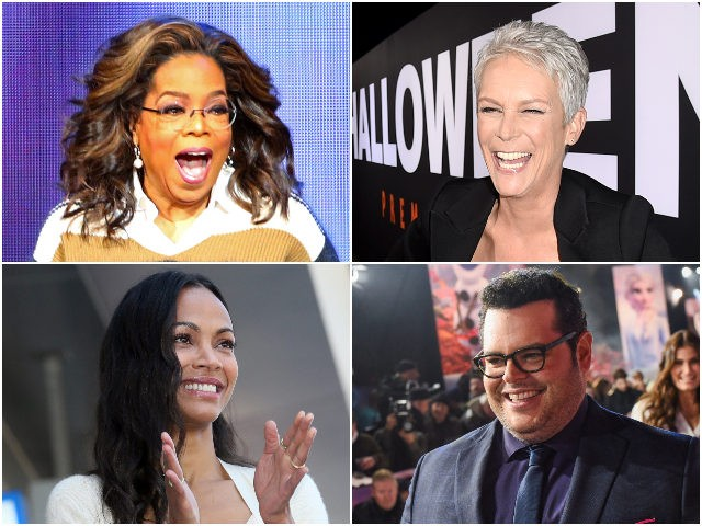 Hollywood Celebs Fawn over Biden, Harris During Inauguration: 'Democracy Exhales,' 'I'm Hyperventilating With Joy'