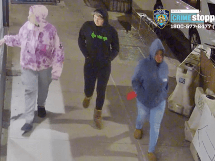 Three Teens Allegedly Attack Woman with Glass Bottle, Steal Her iPhone in NYC